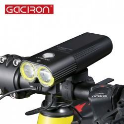Cyklistická LED svítilna Gaciron V9D-1600 lm