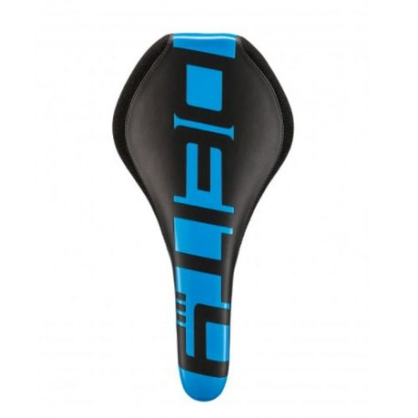 Sedlo DEITY AM Crmo Speedtrap - blue
