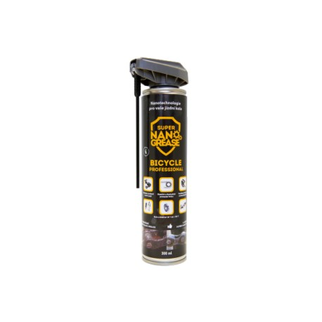 Olej NANOPROTECH na řetězy - spray 300 ml