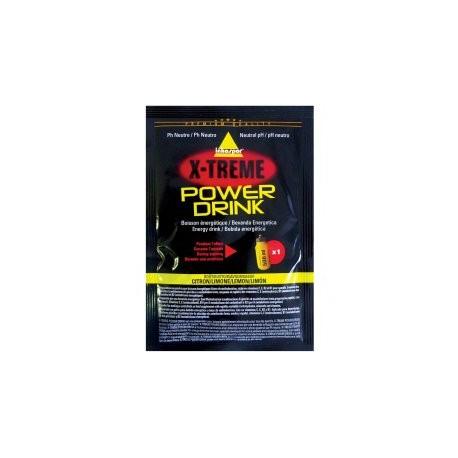 X-TREME Power Drink citron 30g