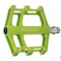 Pedály BMX PB525 zelené