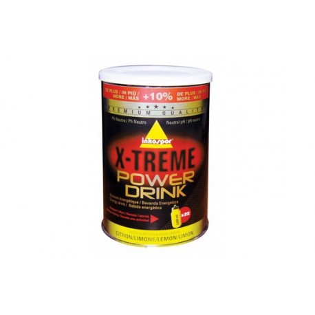 X-TREME Power-drink citron 660g